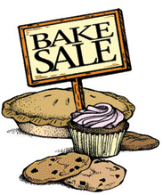 Gala Auction Bake Sale