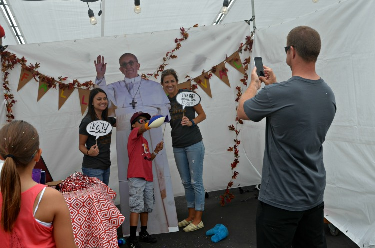 Fall Festival Photo Booth